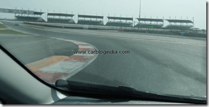 Ford Fiesta 2012 PoweShift Automatic Track Test Drive (10)