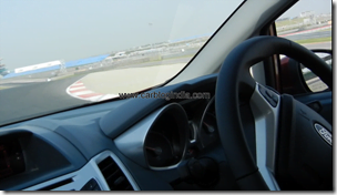 Ford Fiesta 2012 PoweShift Automatic Track Test Drive (11)