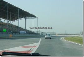Ford Fiesta 2012 PoweShift Automatic Track Test Drive (2)