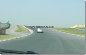 Ford Fiesta 2012 PoweShift Automatic Track Test Drive (3)