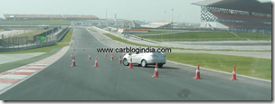 Ford Fiesta 2012 PoweShift Automatic Track Test Drive (7)