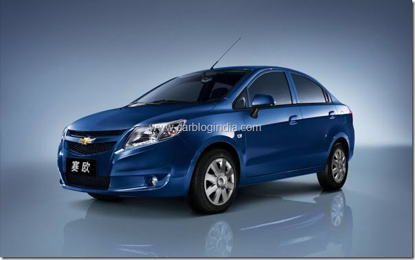 Official- Chevrolet Sail Launch In India By Mid 2012, Sedan By 2012 End– To Challenge Dzire And Etios