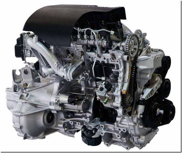 Honda Civic 1.6 i-Dtec engine