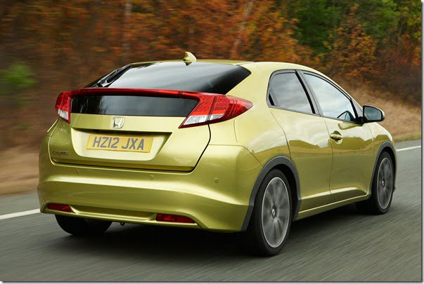 """Honda 1.6 litre """"Earth Dreams Technology"""" i-DTEC Diesel Engine Unveiled– Honda Civic To Get This By 2012 End"""