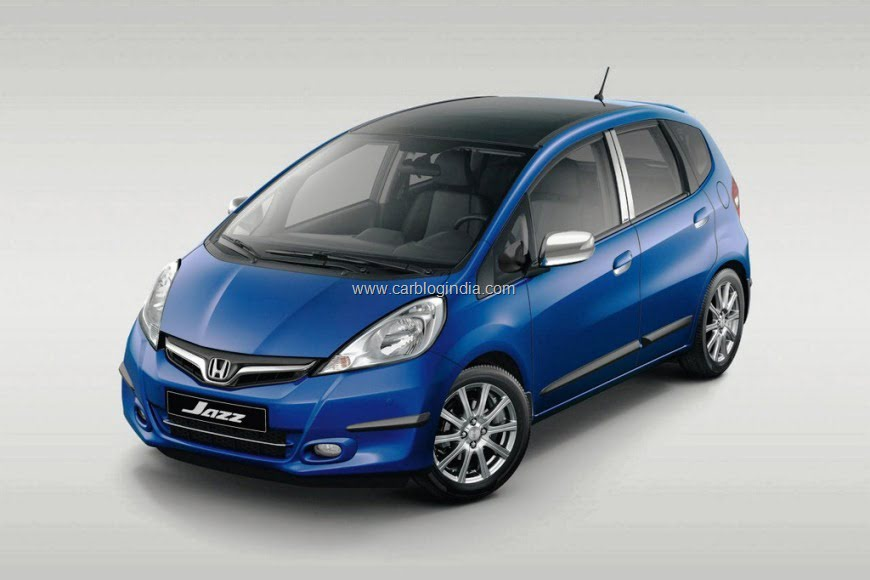 Honda Jazz 2011 New Model India 1