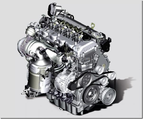 Hyundai CRDI Diesel Engine