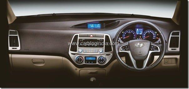 Hyundai New i-Gen i20 2012 New Model Interiors