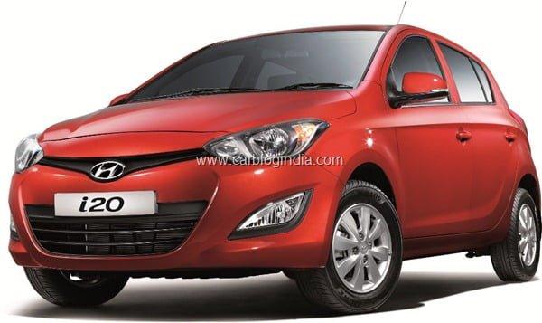 Hyundai New i-Gen i20 2012 New Model