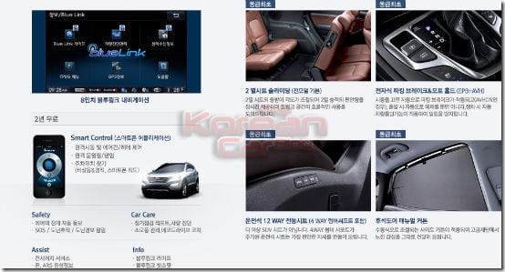 Hyundai Santa Fe 2013 Brochure