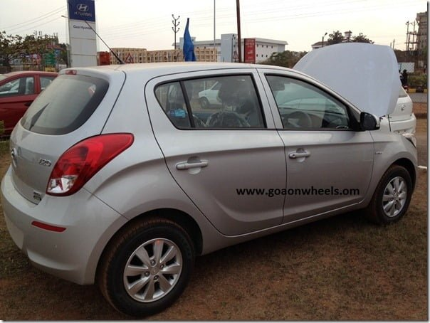 Hyundai i20 Fluidic 2012 New Model India