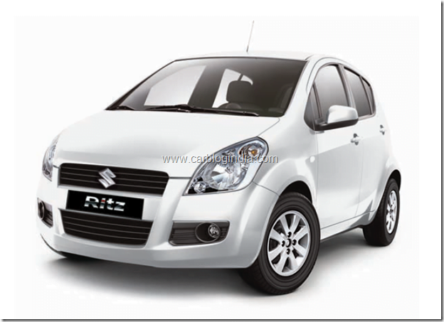 Maruti Ritz 2009 Old Model