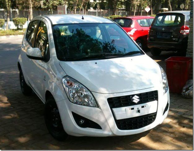 Maruti Ritz 2012 New Model (2)