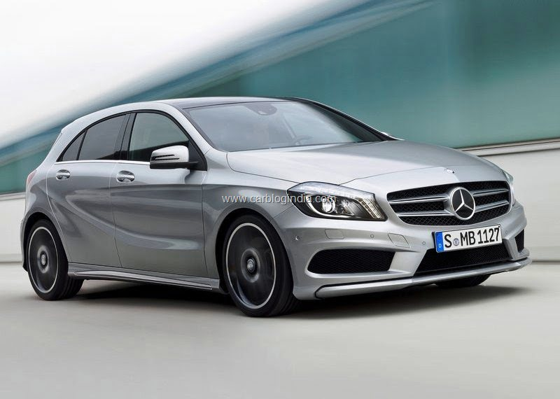 Mercedes A Class Hatchback Specifications Features