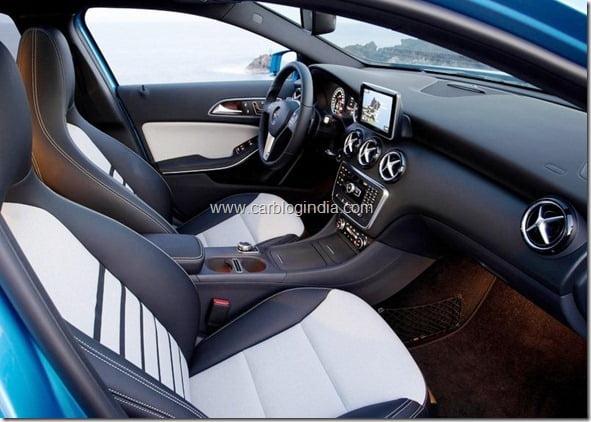 Mercedes Benz A Class Hatchback Produciton Version (7)