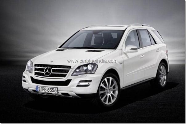 Mercedes-m-class-india-grand-edition