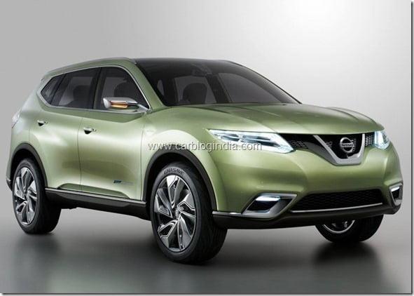 Nissan Hi-Cross Concept (6)