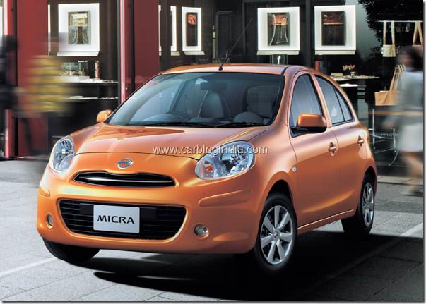 Nissan Micra Exteriors