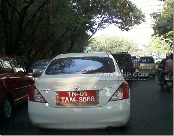 Nissan Sunny CVT Automatic Transmission Car India