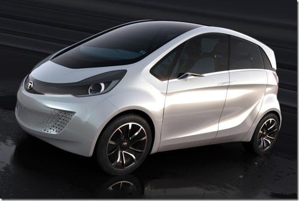 Tata MegaPixel Concept Car 1