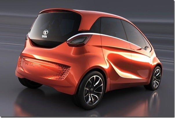 Tata MegaPixel Concept Car 2