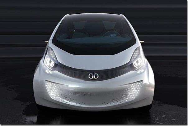 Tata MegaPixel Concept Car 5