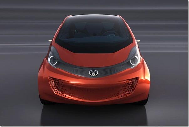 Tata MegaPixel Concept Car front