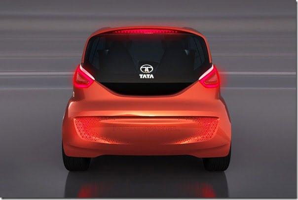 Tata MegaPixel Concept Car