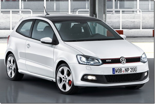 Next Generation Volkswagen Polo 2015 Hatchback Model By 2015 With Longer Wheelbase