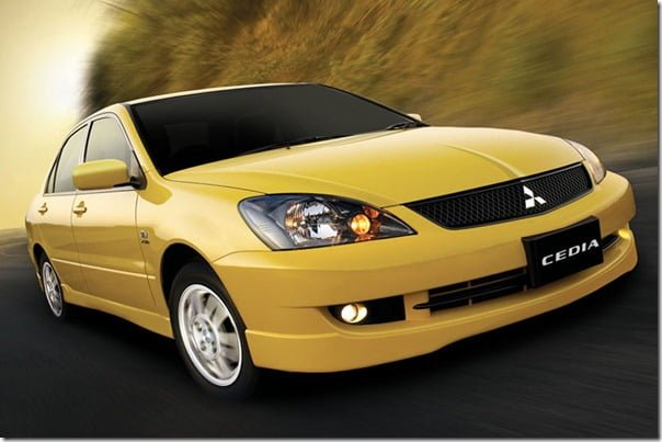 Mitsubishi Lancer Cedia Price Cut In India