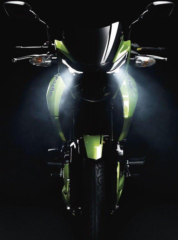 2012 TVS Apache RTR Series