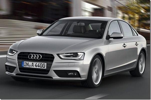 2013 Audi A3 seda