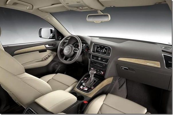 2013 Audi Q5 SUV Interiors Full