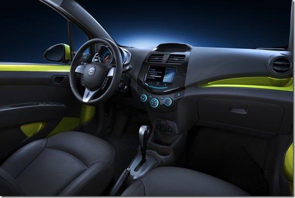 2013 Chevrolet Spark(Chevrolet Beat)