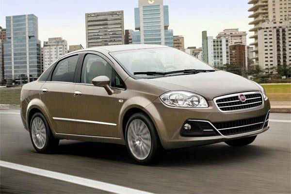 2013 Fiat Linea Facelift (1)