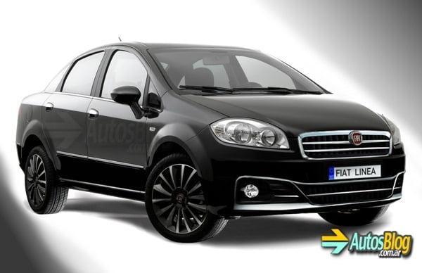 2013 Fiat Linea Facelift (2)