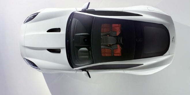 Jaguar F-Type Coupe Teased, To Be Unveiled On 19th November 2013