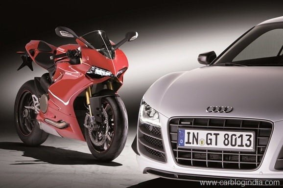 Audi Buys Ducati For 1.12 Billion Dollars