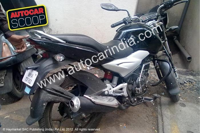 Bajaj Discover 2012 New Model