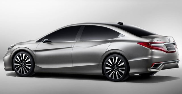 Honda Concept S And Concept C Cars- Pictures and Details