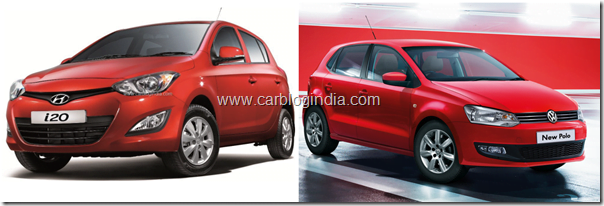 New Hyundai iGen i20 Diesel Vs Volkswagen Polo Diesel– Which Hatch Is Better And Why?