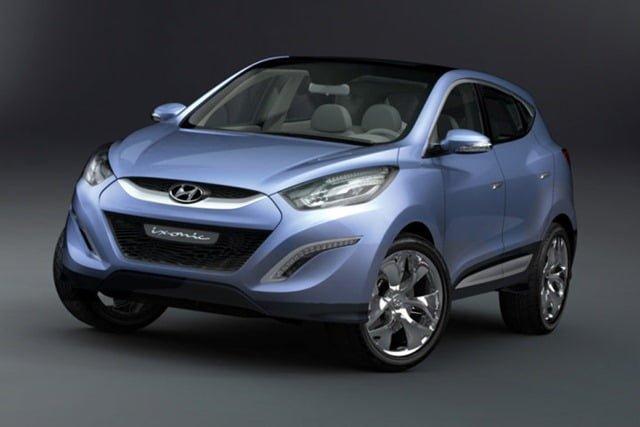 New Hyundai SUV 2015