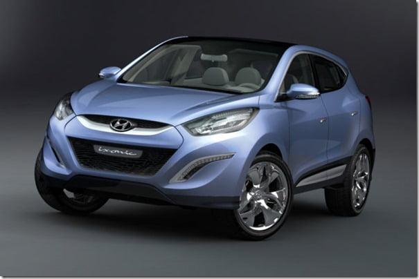 Hyundai iXonic Concept SUV