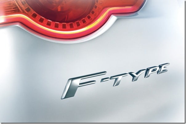Jaguar F-Type, Jaguar C-X16 Badge
