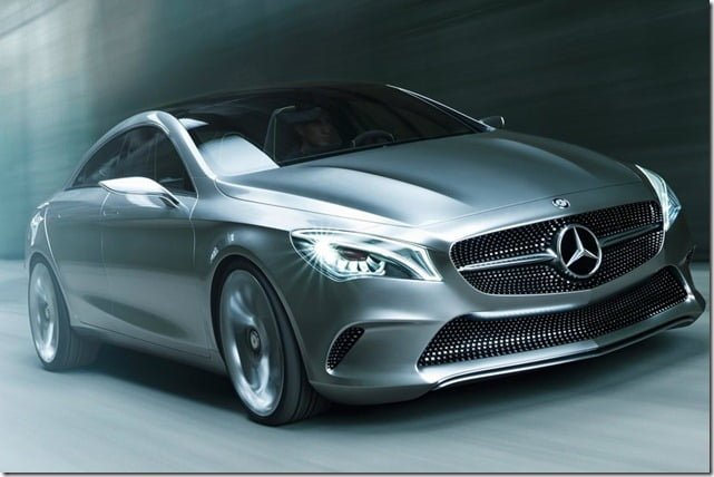 Mercedes Benz To Launch 5 Compact Cars To Gain Volumes