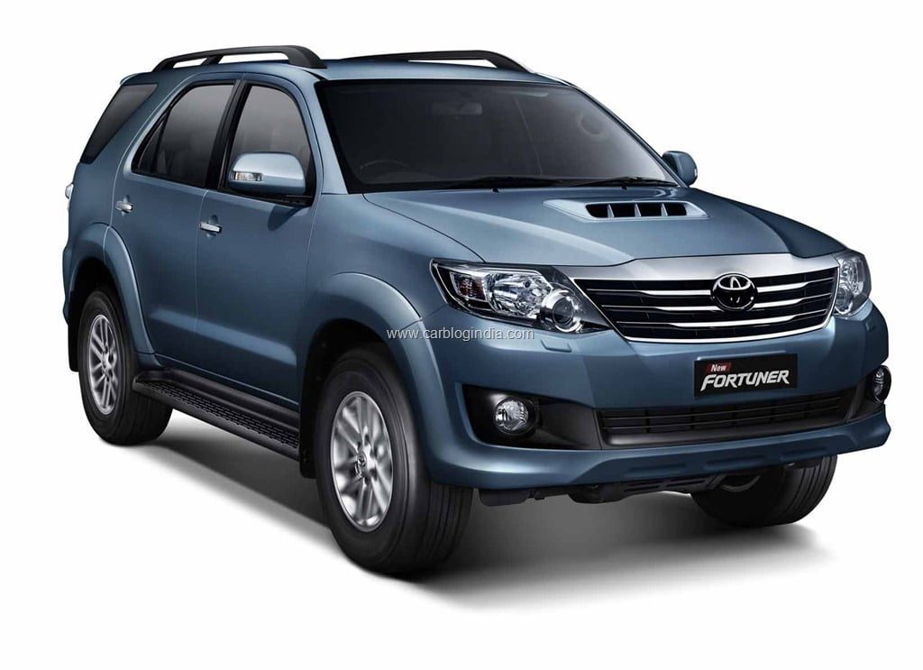 New Toyota Fortuner Entry Level Variant Launch Soon