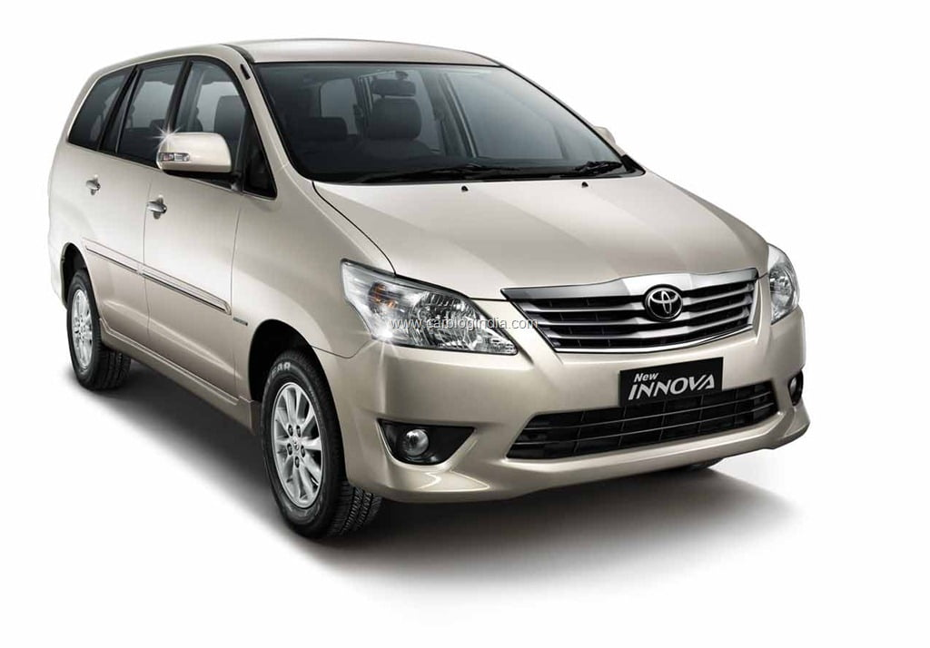Toyota Sells Over 50 Lakh Imv Series Vehicles Including