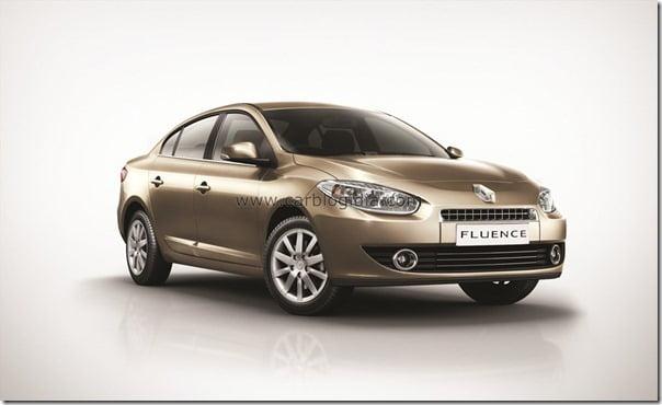 Renault Fluence E4D Diesel India (15)