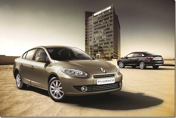 Renault Fluence E4D Diesel India (17)