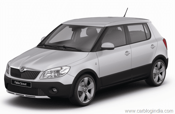 Skoda Fabia Scout Launched In India At Rs. 6.67 Lakhs