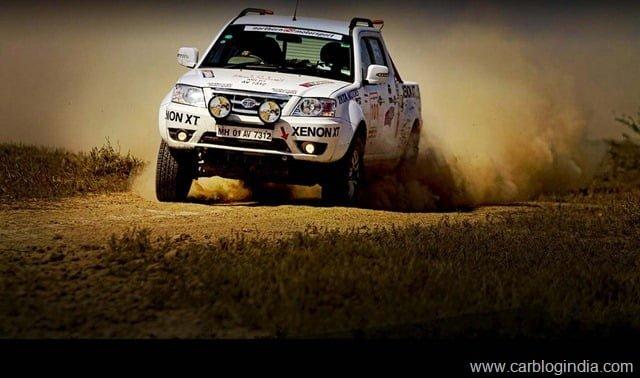 Tata Motors Full Throttle Experience
